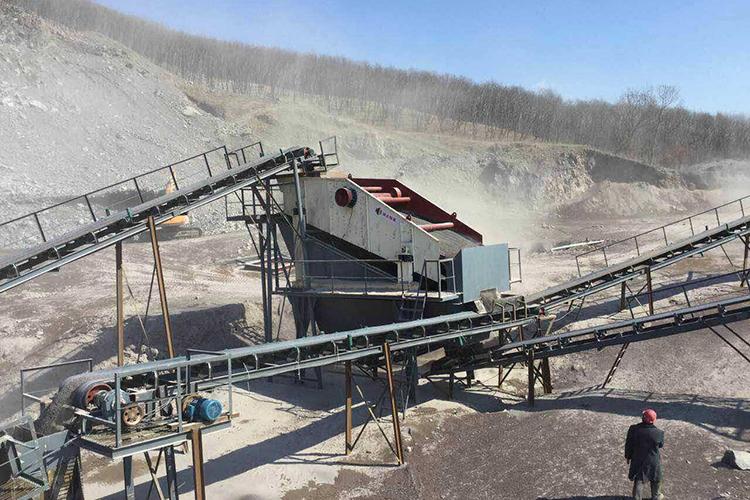 吉林长春制砂生产线800吨/时